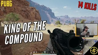 King of the Compound | PUBG Xbox Gameplay