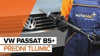 Údržba Passat 3C - video tutoriál