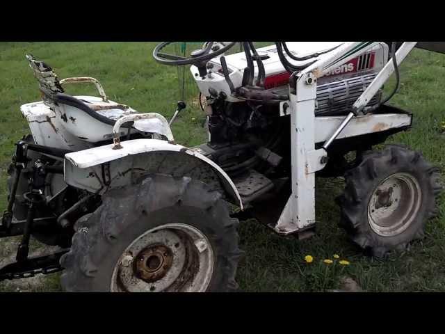 Bolens H1704 Farm Tractor | Bolens Farm Tractors: Bolens