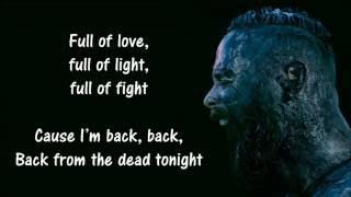 Skillet - Back from the dead (lyrics)