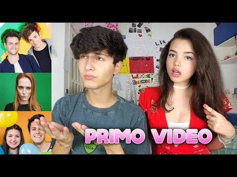 REAZIONE EPICA AL PRIMO VIDEO DEGLI YOUTUBER !!