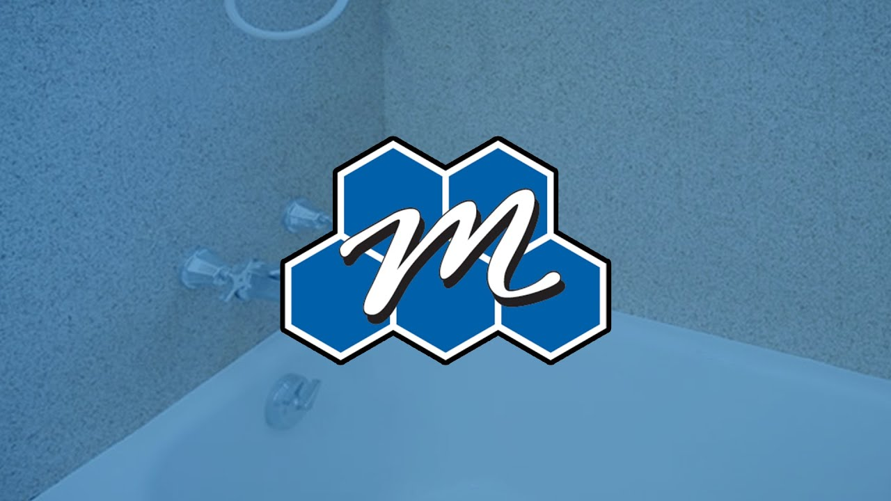 Bathtub Refinishing Worcester MA - Miracle Method - YouTube