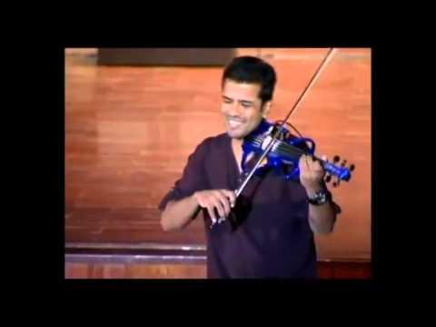 Thuhire song violin by balabhaskar