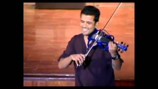 Thuhire song violin by balabhaskar