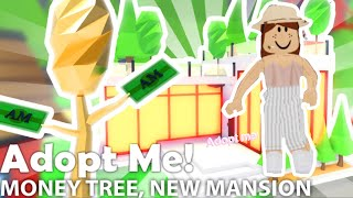 NEW Adopt me Update! MONEY TREES, NEW HOUSE! | Roblox