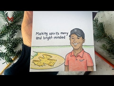 Tiger Woods Foundation Custom Flipbook