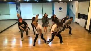 Hyuna   Bubble Pop mirrored Dance Practice