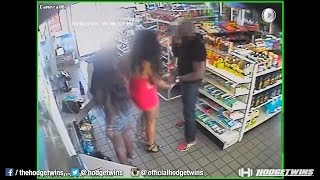Woman Arrested for Groping, Twerking on Man in D.C. Gas Station @Hodgetwins