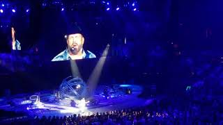 Garth Brooks singing Girl Goin' No Where - Ashley McBryde