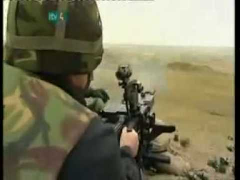 Andy Mcnab on the 40mm grenade MG