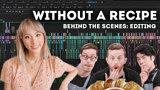 WITHOUT A RECIPE: Behind The Scenes  YB Chang