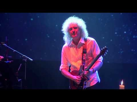Brian May Fantastic Guitar Solo Last Horizoon Queen Freddie Mercury