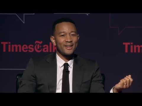 TimesTalks: John Legend | Interview