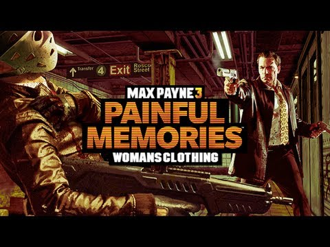 Max Payne 3 All Woman S Painful Memories Clothing Youtube