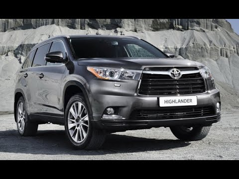 2016 toyota highlander xle v6 2016 full review youtube. Black Bedroom Furniture Sets. Home Design Ideas