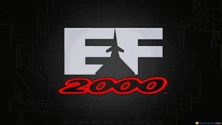 Super EuroFighter 2000 gameplay (PC Game, 1995)