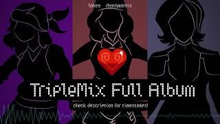 Necrodancer TripleMix Full Album + Zone5 and Art!