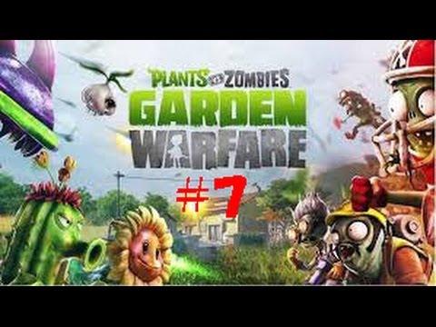 Plants Vs Zombies Garden Warfare Xbox 360 Pop Tps 7 Youtube
