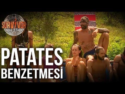 Bozok'tan Hakan'a Benzetme | 23.Bölüm | Survivor All Star 2015