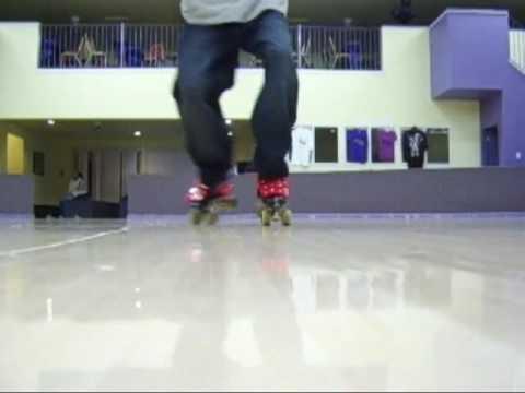 Roller Skating J-RoC.