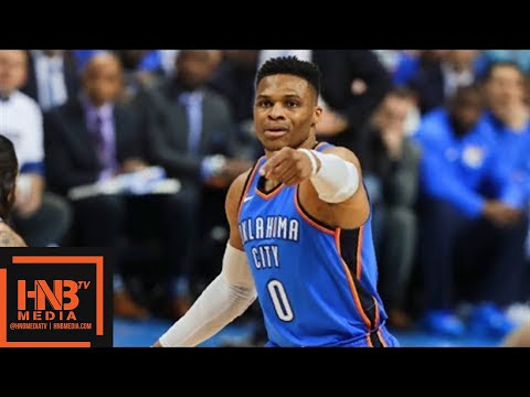 Utah Jazz vs Oklahoma City Thunder Full Game Highlights / Game 5 / 2018 NBA Playoff