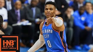 Utah Jazz vs Oklahoma City Thunder Full Game Highlights  Game 5  2018 NBA Playoff