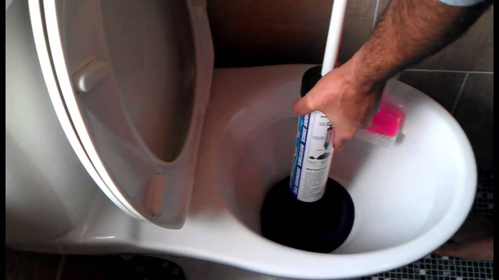DRAIN BUSTER PLUNGER Review - YouTube
