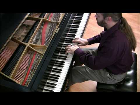 Clementi: Sonatina in C major, op. 36 no. 3 (complete) | Cory Hall, pianist-composer