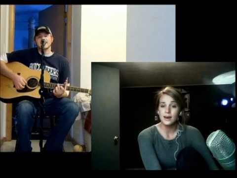 Give Into Me- Country Strong cover by Adam Church and Lell McMahan