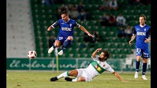 Eibar VS Elche All goals and highlights 1 10 2020 Match review