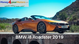 WATCH: BMW i8 Roadster 2019 road test and review