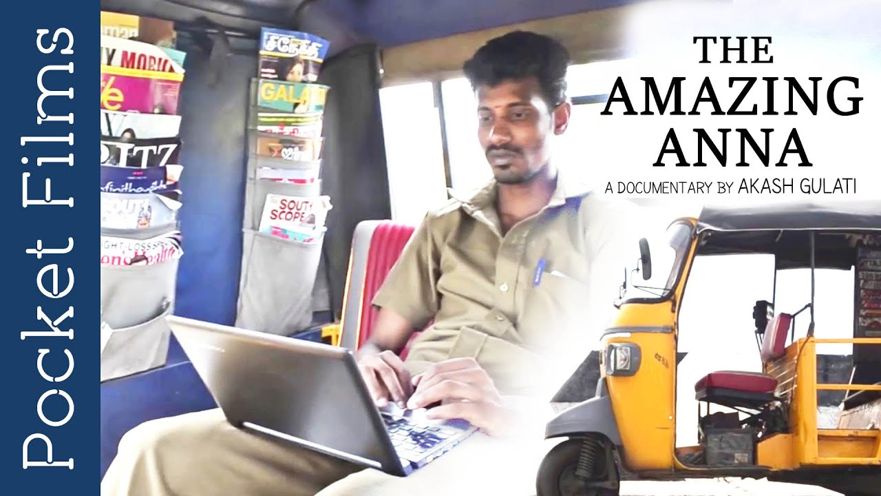 The Amazing Anna - Inspiring Documentary Of An Auto Rickshaw Driver