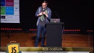 Rob Dodson - The Web Component Ecosystem - BrazilJS 2014