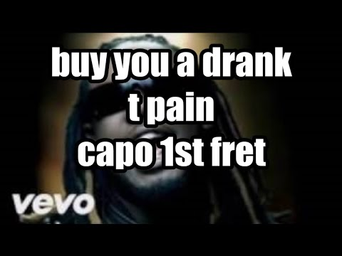 Download buy you a drank t pain lyrics and chords