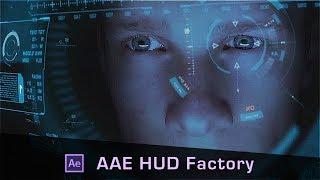 Adobe After Effects Iron Man HUD - Mark 02 HUD (Jan Hamernik's AAE HUD Factory)