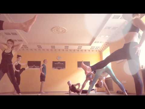 Time Lapse Ashtanga Yoga Vinyasa