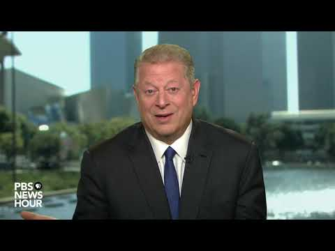 Former VP Al Gore on alarming U.N. climate report: 'We have a global emergency'