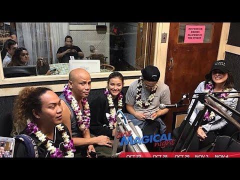 LizQuen first time namasyal sa Hawaii na magkasama (One Magical Night in Hawaii)
