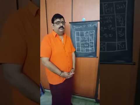 donald trumph jathakam and recall by venuswamy