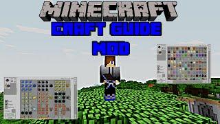 Minecraft 1.7.10 Mods / CRAFT GUIDE MOD!! #4 - crafing wszystkich przedmiotów!!