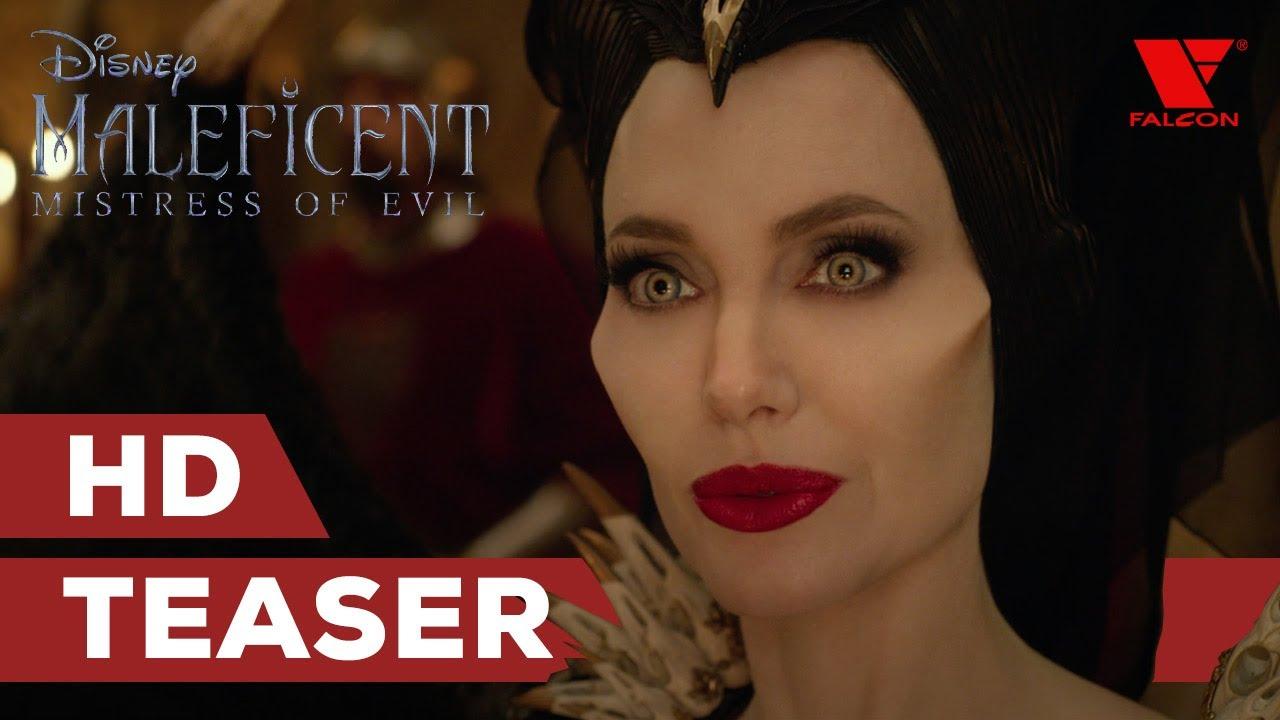 Zloba: Královna všeho zlého (2019) HD teaser   CZ dabing