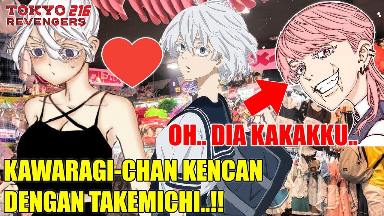 Adiknya Sanzu..!! Kematian Kawaragi-chan??!!   Tokyo Revengers Review Ch.216