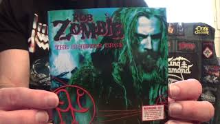 My TOP 5 Albums of Rob Zombie