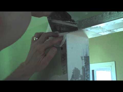 Drywall Cornerbead Taping