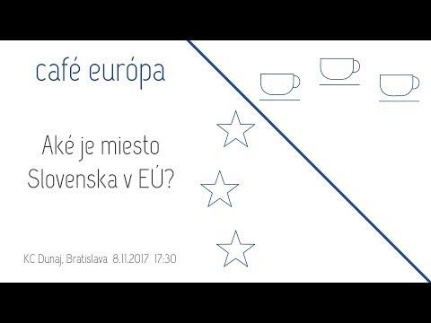Aké je miesto Slovenska v EÚ?