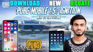 कैसे डाउनलोड करें PUBG मोबाइल 1.5 iOS में नया IGNITION अपडेट - हिंदी 2021 screenshot 2