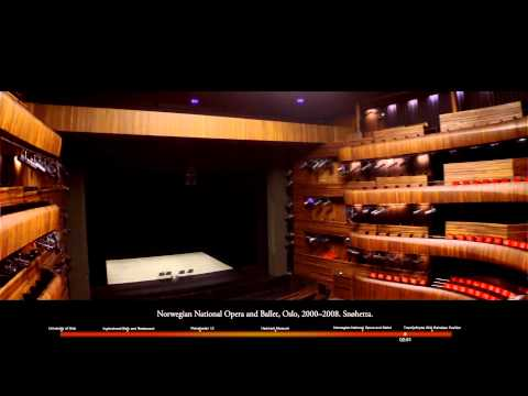 Six Moments. Architecture in Norway 1838–2011: Operaen