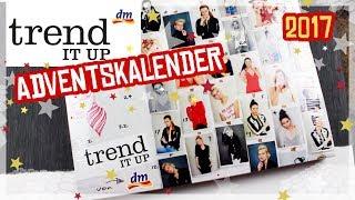 trend IT UP Adventskalender 2017 von DM - UNBOXING