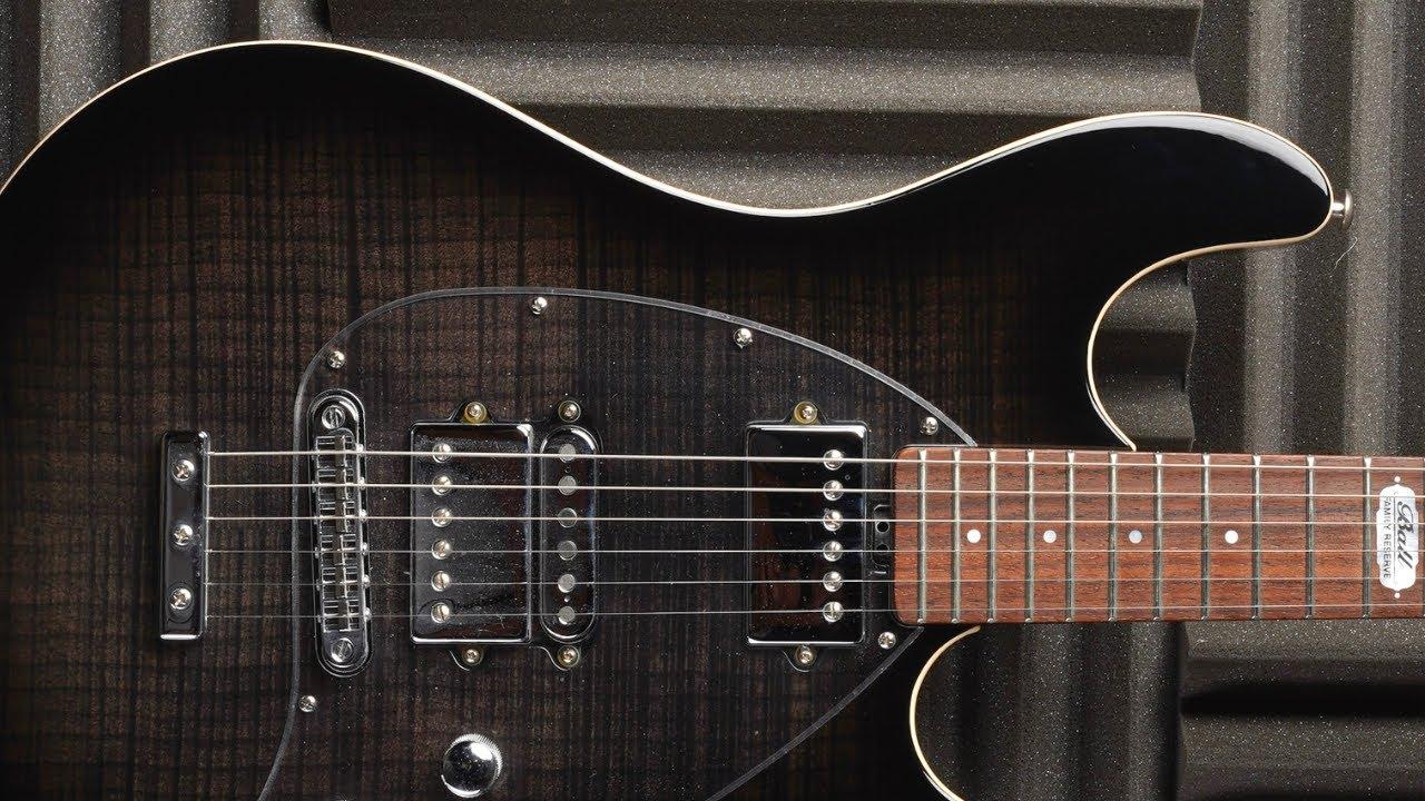 Deep Rock Ballad Guitar Backing Track Jam in D Minor