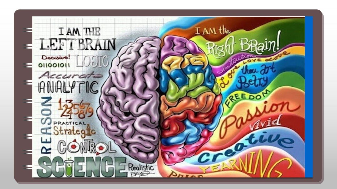 Balancing left and right brain hemisphere to access full ...